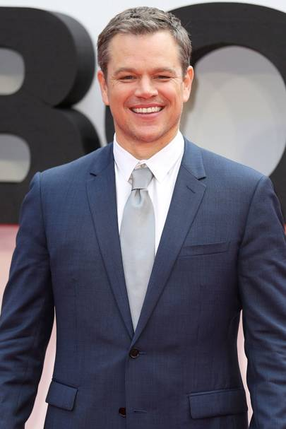 61. Matt Damon