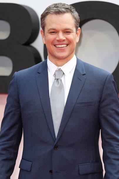 61. Matt Damon