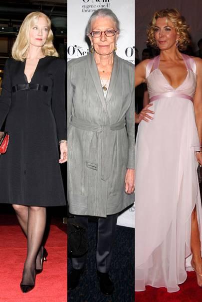 Joely Richardson & Natasha Richardson & Vanessa Redgrave