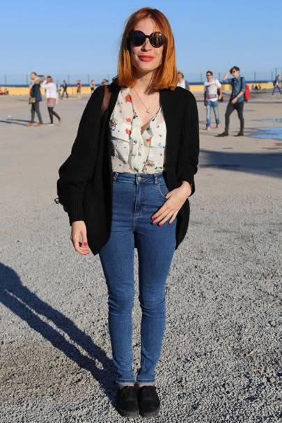 Maria, Community Manager, Primavera Festival