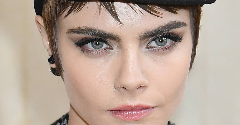 Pro Tricks To Boost Your Brows Fast Glamour Uk