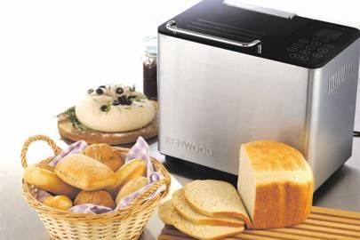 Best bread maker for delayed start: Kenwood bread maker