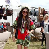 Melissa McMullan, Glastonbury Festival
