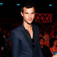 7. Taylor Lautner