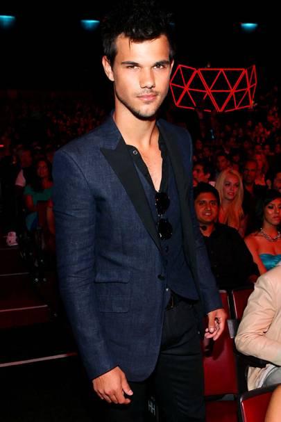 54. Taylor Lautner