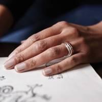 Wedding Rings - Choose Your Finish