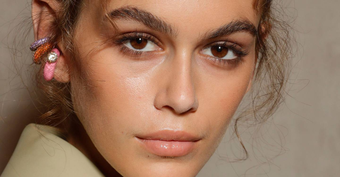 Kaia Gerber chats journalling for her mental health, energising crystals and finding her glam in lockdown
