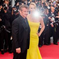 June: Sean Penn & Charlize Theron