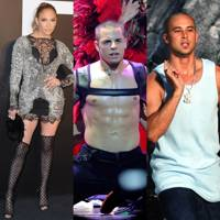 Jennifer Lopez: Dancers