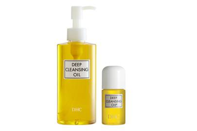 DHC Deep Cleansing Oil, £24