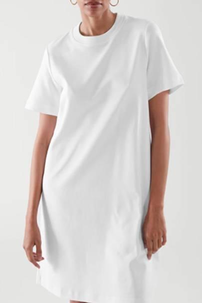 Best White T-Shirt Dress