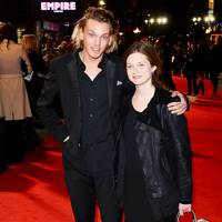 Bonnie Wright & Jamie Campbell Bower