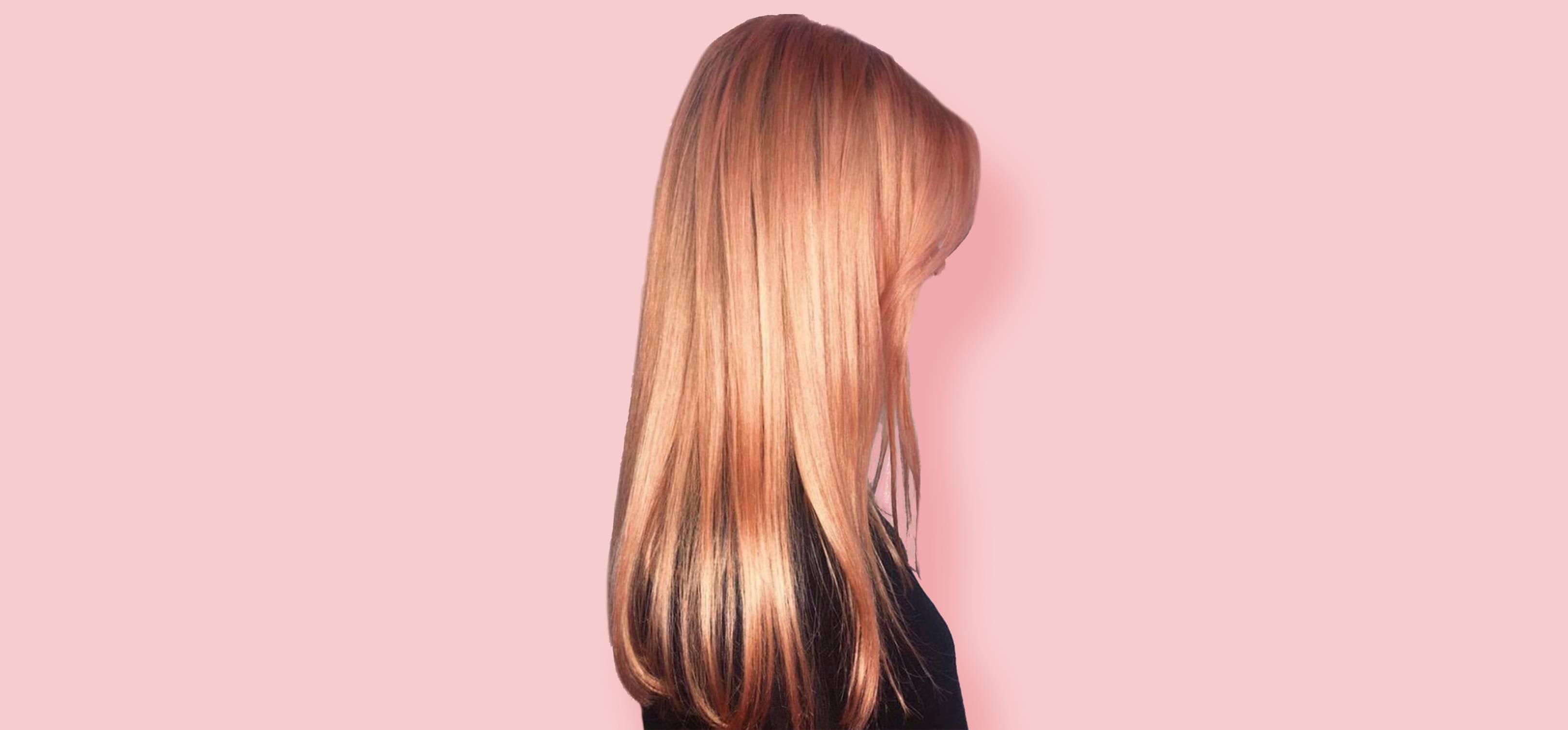 Rose Gold Hair Colour: The Trend For The Perfect Pink Hair