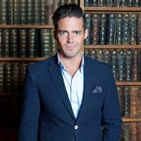 Spencer Matthews eats humble pie