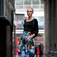 Grace Hunt, Charity Worker and Model