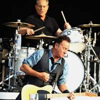 Bruce Springsteen performs at Hard Rock Calling 2012