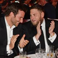 Bradley Cooper & Jonah Hill