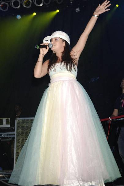 d3670e4fc6 Performing on stage at 2006 s V Festival