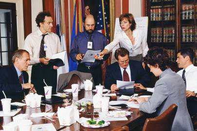 46. The West Wing