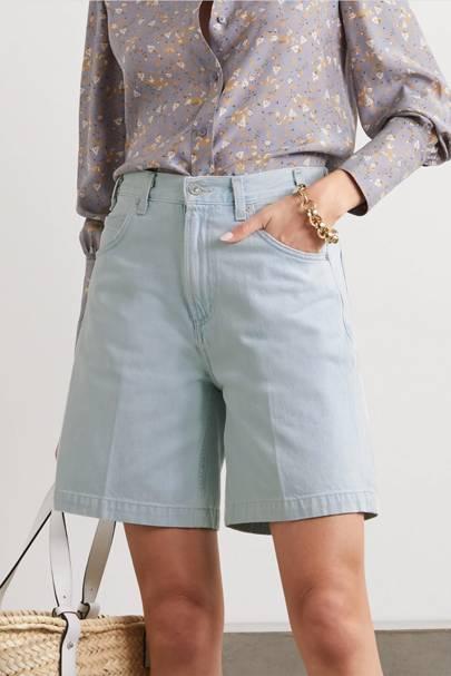 Net-A-Porter Winter Sale Edit: the denim shorts