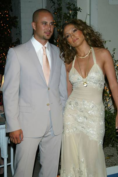 No 19: Jennifer Lopez and Cris Judd