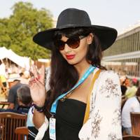 Jameela Jamil at the Barclaycard British Summer Time Concert