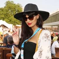 Jameela Jamil at the Barclaycard British Summer Time Concert