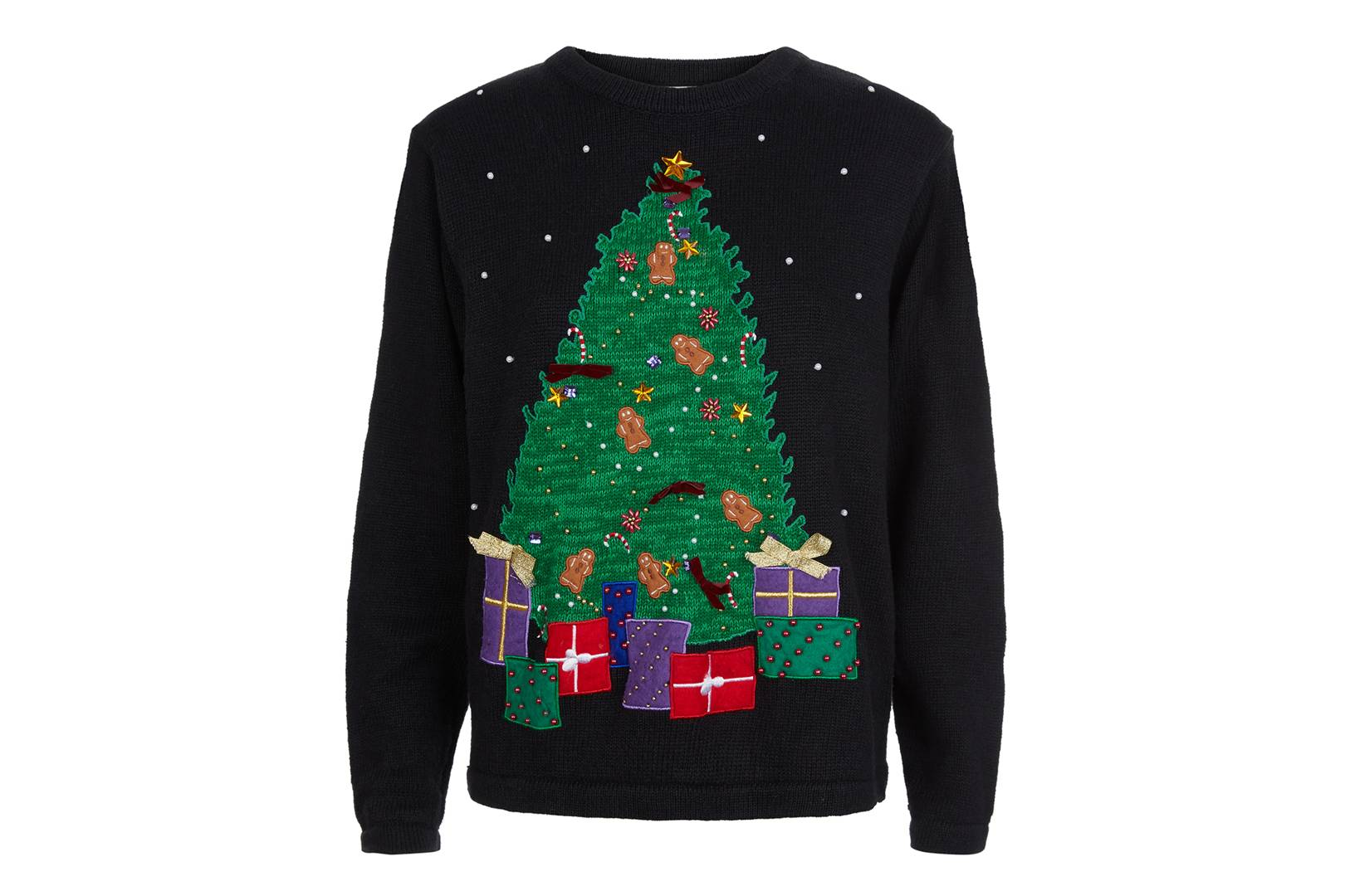 fashionable christmas jumpers