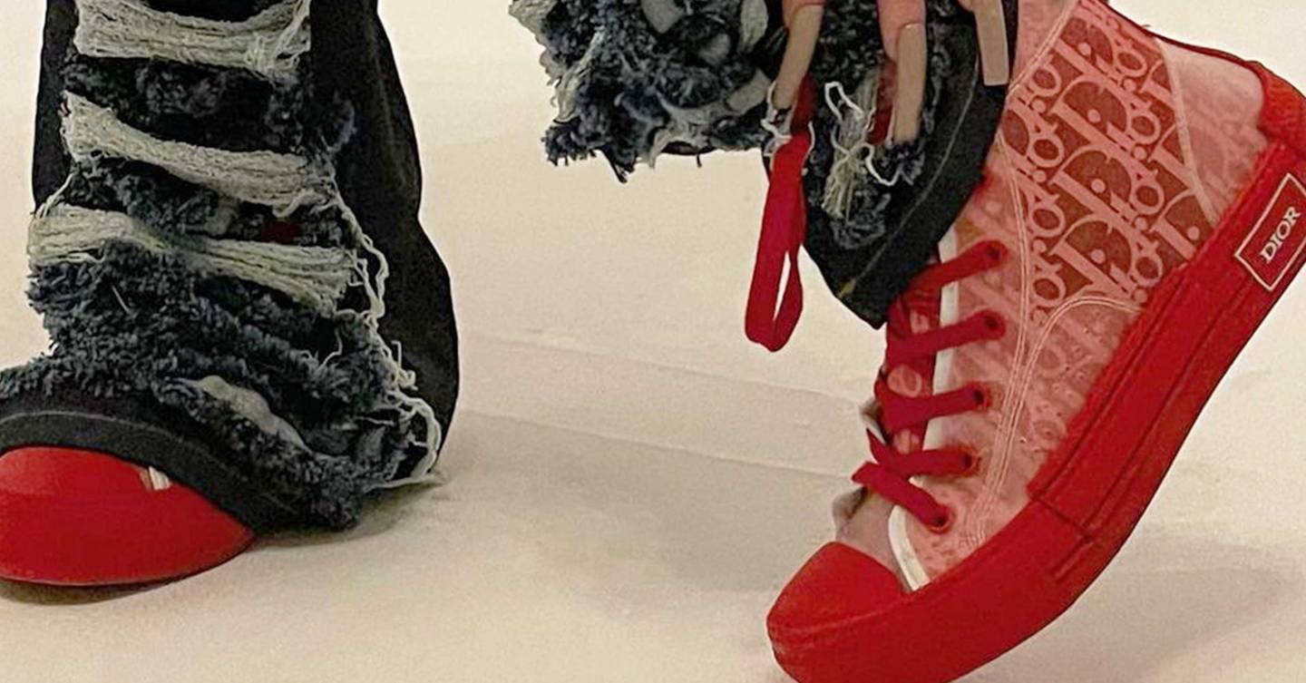 We're calling it: A pair of designer trainers will be the most comfortable - and fashionable - purchase you ever make