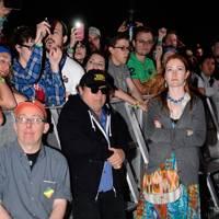 Danny Devito at Coachella