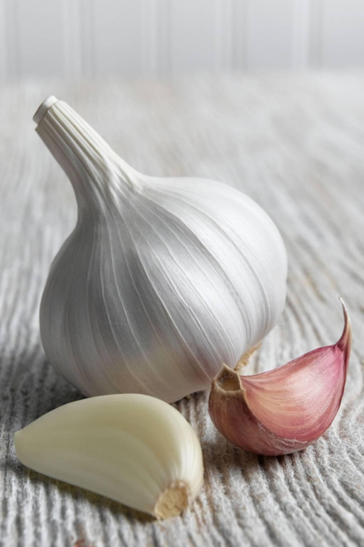 Aliment contre la cellulite avec de l'ail