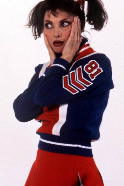 Toni Basil - Mickey (#2 in 1982)