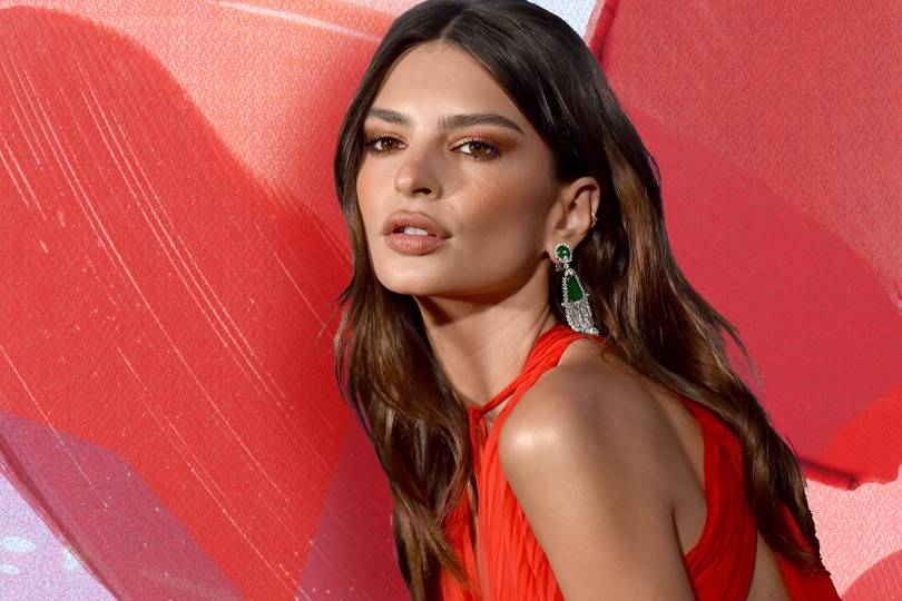 18bb758efe7 Emily Ratajkowski Shares Her Beauty Secrets And Celebrity Crushes ...