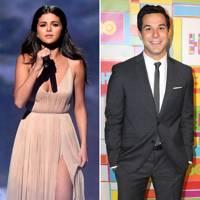 Glamour: Selena Gomez & Skylar Astin