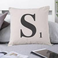 Unusual Personalised Gifts For Her: the personalised cushion