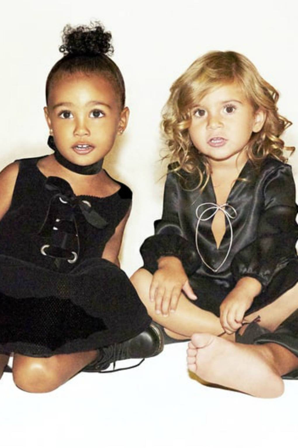 Kardashian Christmas Card 2015: North West, Penelope Disick, Mason ...