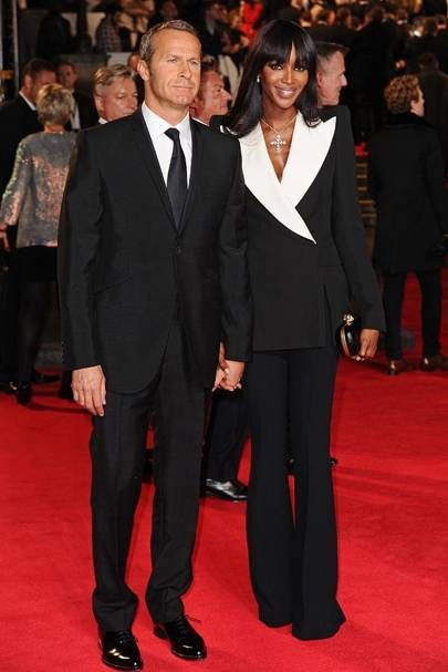 Naomi Campbell & Vladimir Doronin