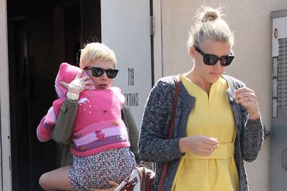 Busy Philipps Birth Baby News Cricket Pearl Daily