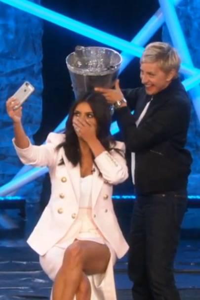 Celebrities & ALS Ice Bucket Challenge Pictures | Glamour UK