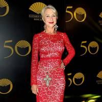 Helen Mirren V Rita Ora
