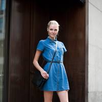 Anastasija Bogatirjoua, Model