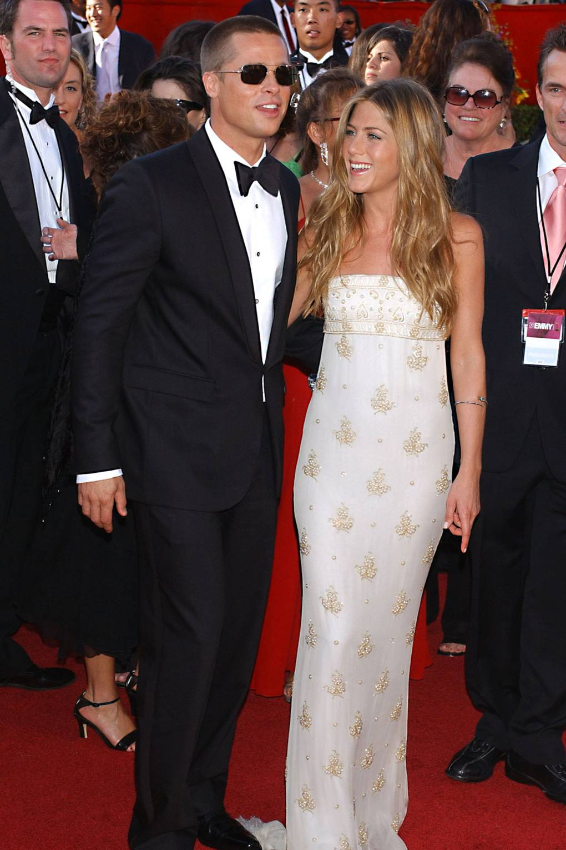 Jennifer Aniston Boyfriends Ex S Relationships Pictures Glamour Uk