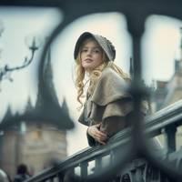 Ellie Bamber: Les Misérables