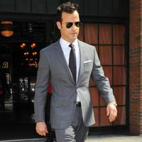 On Duty: Justin Theroux