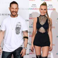 Perrie Edwards & Tom Hardy