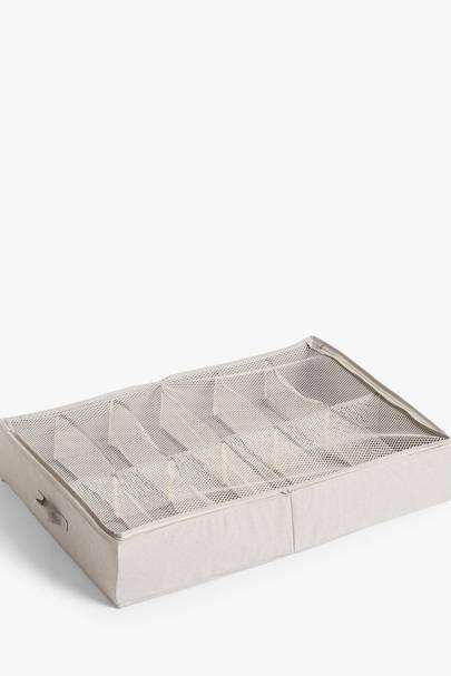 Best storage solutions: the shoe storage