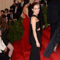 Emma Watson at the Met Gala
