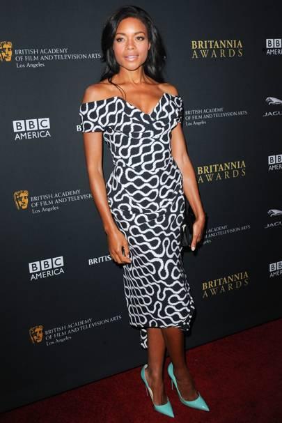 Naomie Harris at the 2013 BAFTA LA Britannia Awards