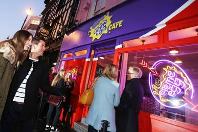 The Creme Egg Cafe