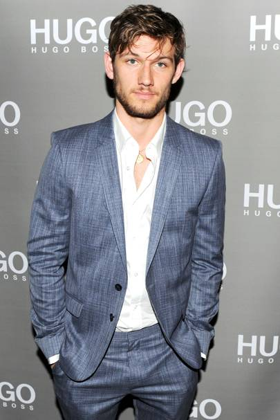 No 13: Alex Pettyfer